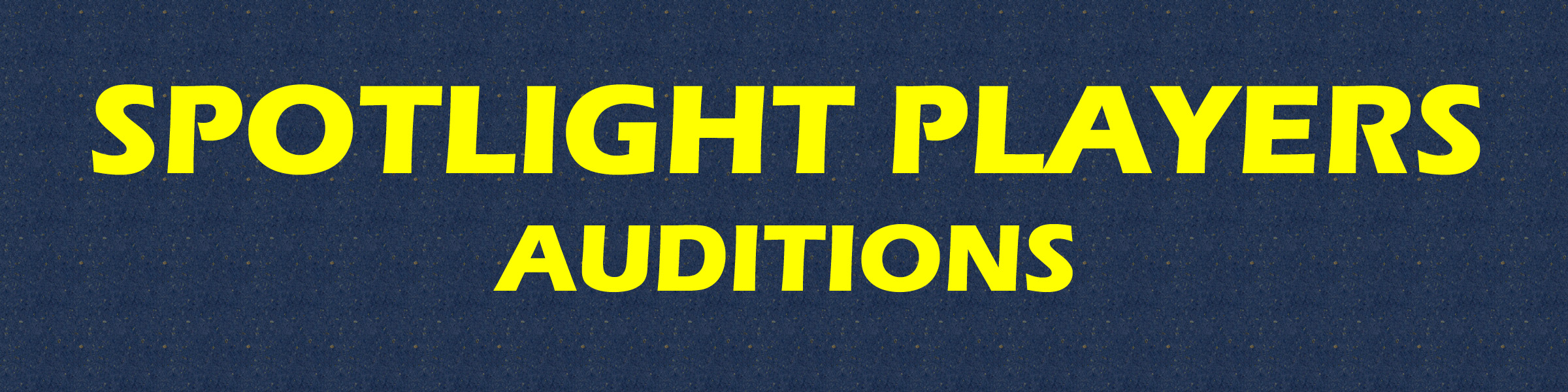 Auditions_Banner